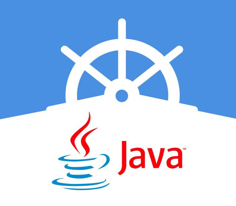 改善 Kubernetes 上的 JVM 预热问题